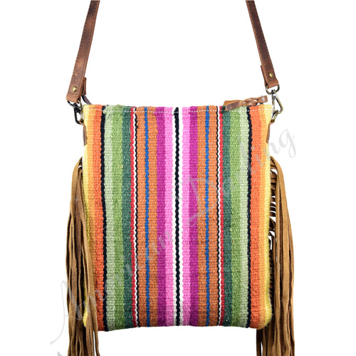 Saddle Blanket Crossbody
