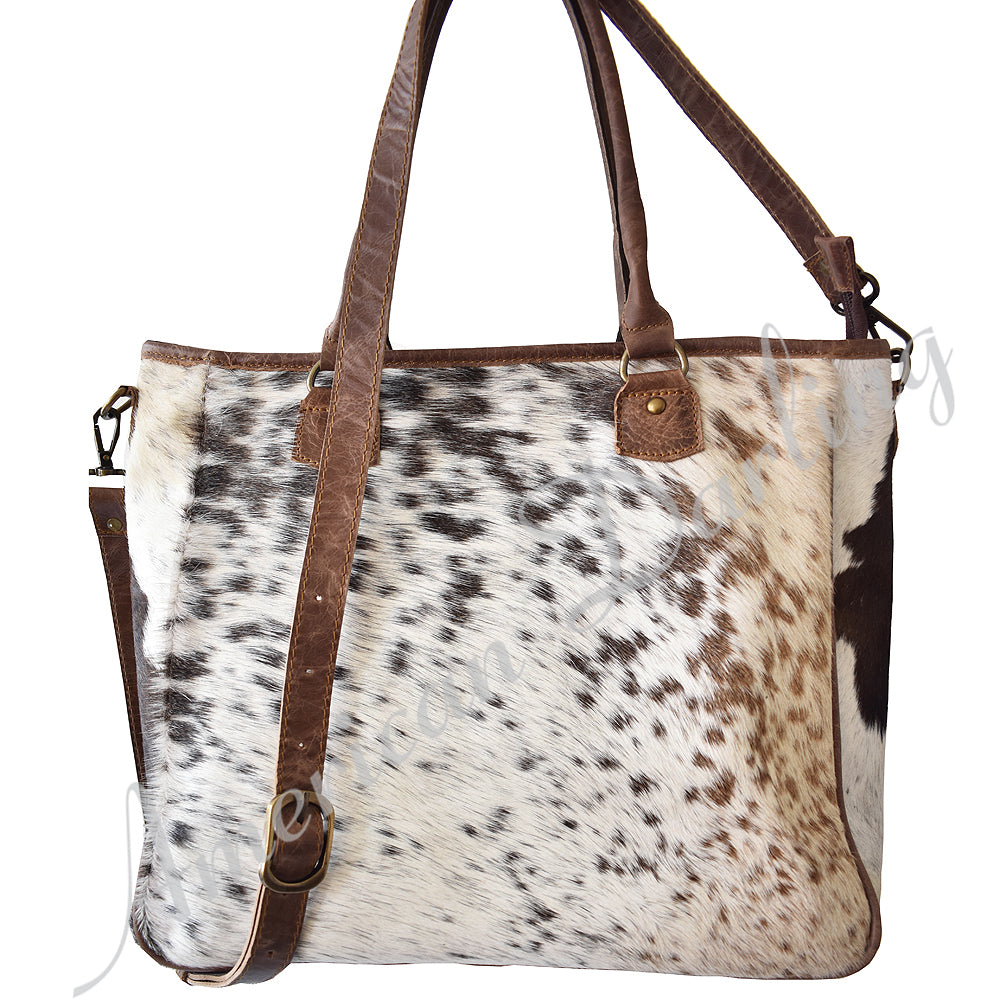 Brown With White Hair, Concealed Carry Handbag
