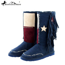 BST-017 Montana West Texas Pride Collection Boots