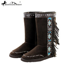 BST-019 Montana West Aztec Collection Boots
