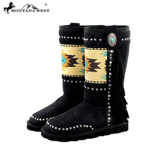BST-021 Montana West Aztec Collection Boots