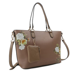 Floral Fashion Handbag