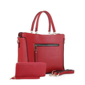 Handbag and Wallet Set