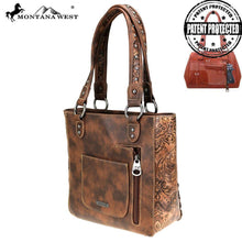 MW606G-8305 Montana West Arrow Collection Concealed Carry Tote