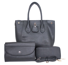 P21661 Three Pcs Set Fashion Handbag