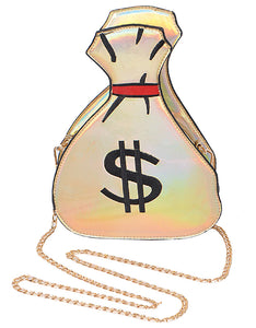 Holographic Money Bag