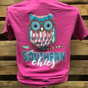 Southern Chic Owl