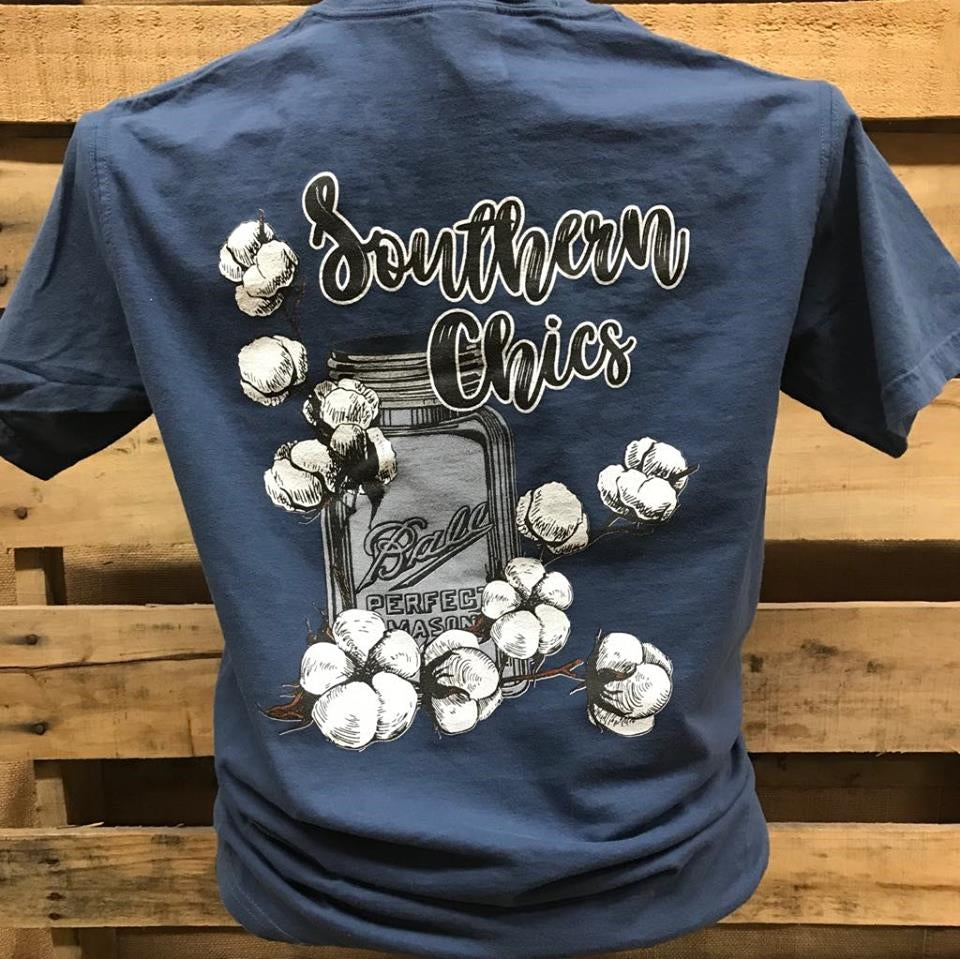 SCT-0413 Southern Chics Cotton