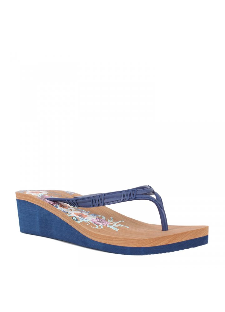 SLP23002 SARAID WEDGE FLIP FLOP