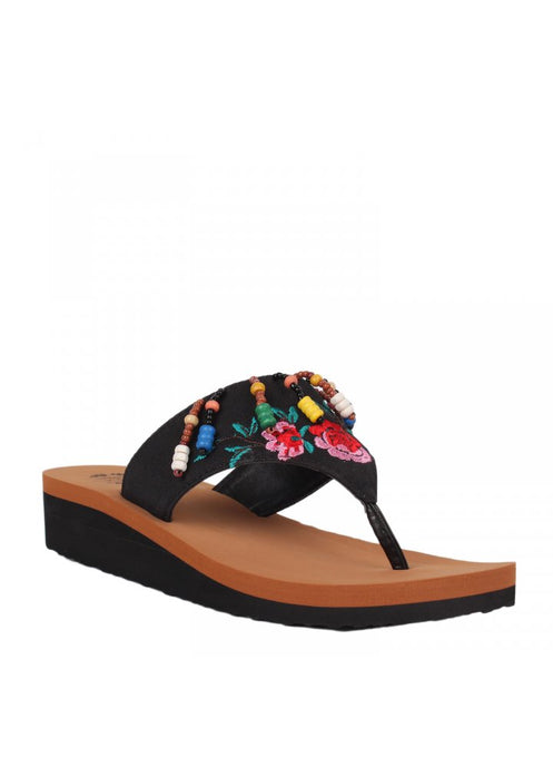 SLP23003 TYNE WEDGE FLIP FLOP