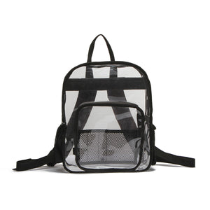 Clear Bag Backpack - Medium