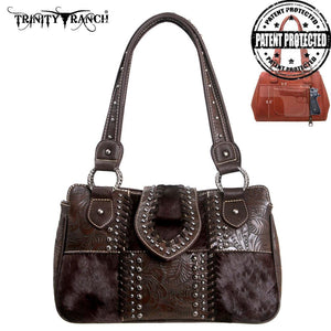 TR07G-8247 Trinity Ranch Concealed Handgun Collection Handbag