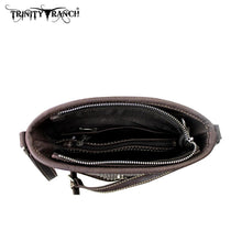 TR31-8296 Trinity Ranch Buckle Design Handbag