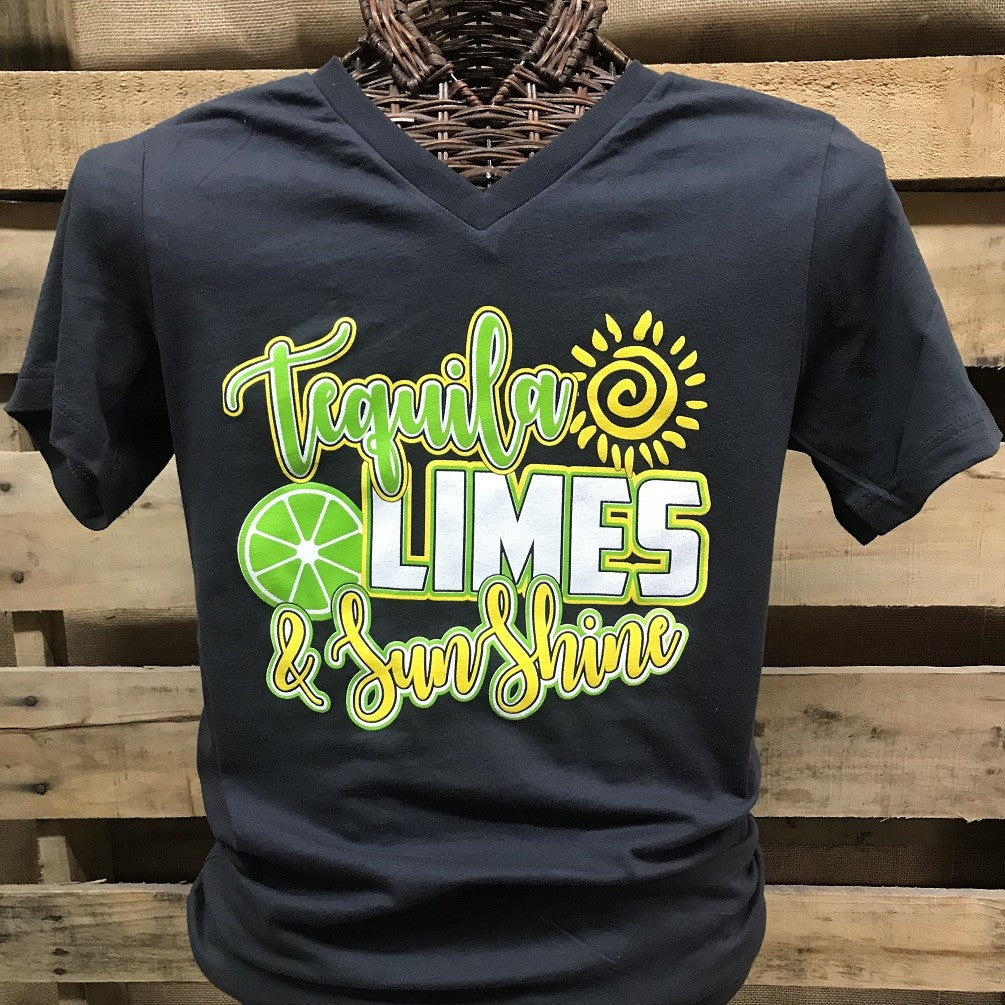 Tequila, Limes & Sunshine
