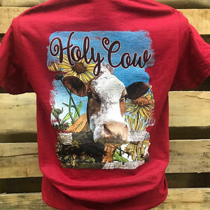 SCT-0068X Holy Cow Tee