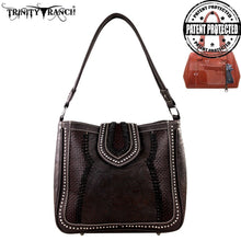 TR32G-918 Trinity Ranch Concealed Handgun Collection Handbag