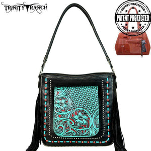 TR47G-121 Trinity Ranch Tooled Collection Concealed Handgun Collection Hobo