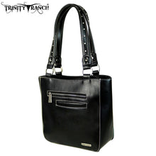 TR53-8558 Trinity Ranch Tooled Collection Tote Bag
