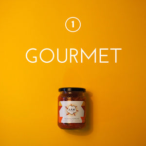 Gourmet Kicking Kimchi - packed with funk, heat and umami