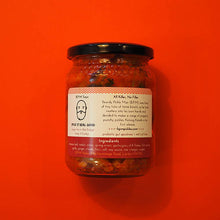 Kicking Kimchi - addictive kimchi inspired by a traditional Korean recipe