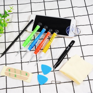 11-In-1 Disassembling Repairing Tools Kit for iPhone 5/6/7/8/X/XS
