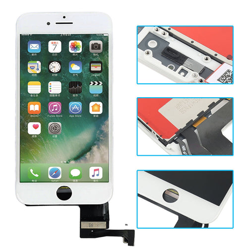 LCD Touch Screen Digitizer Assembly Replacement - iPhone 7