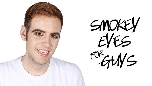 Smokey Eyes for Guys