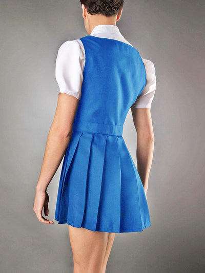 Men's sexy school girl uniform