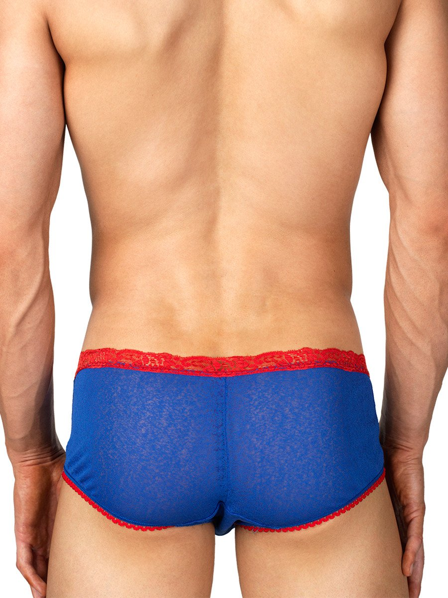 Perfectly Pretty Panties Royal Blue