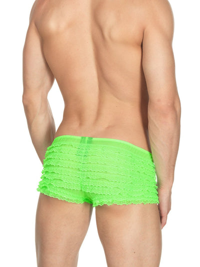 Ruffle Boy Short
