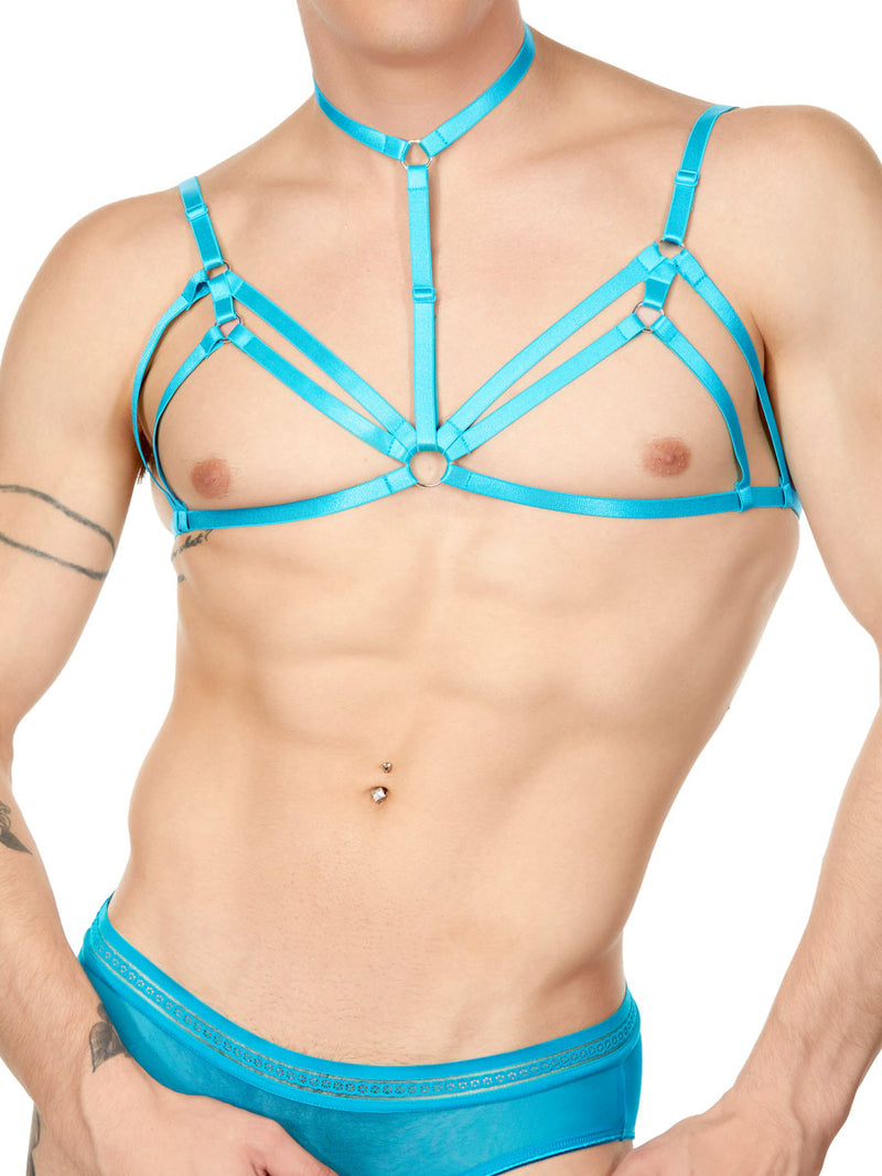 Strapping Bra Harness