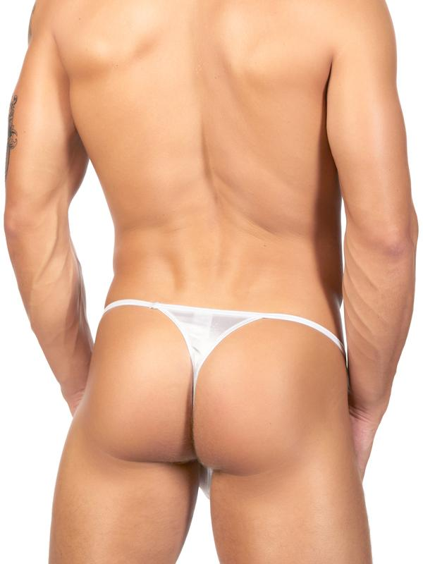 The Satin Mini Thong