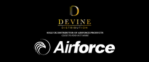 Airforce SpA and Devine Distribution Logos