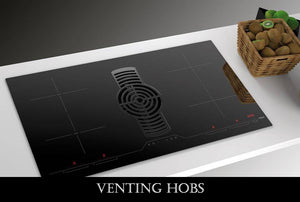 VENTING HOBS