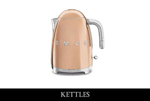 Smeg Rose Gold 50's Retro Style Kettle