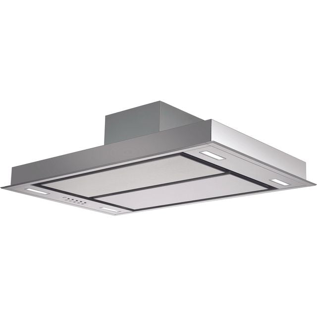 Hoover H-HOOD 700 HDC110IN 110 cm Integrated Cooker Hood - Stainless Steel