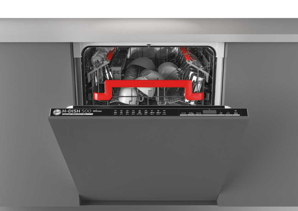 Hoover HDIN 4D620PB-80 60cm 16 PLACE SETTING FULLY INTEGRATED DISHWASHER