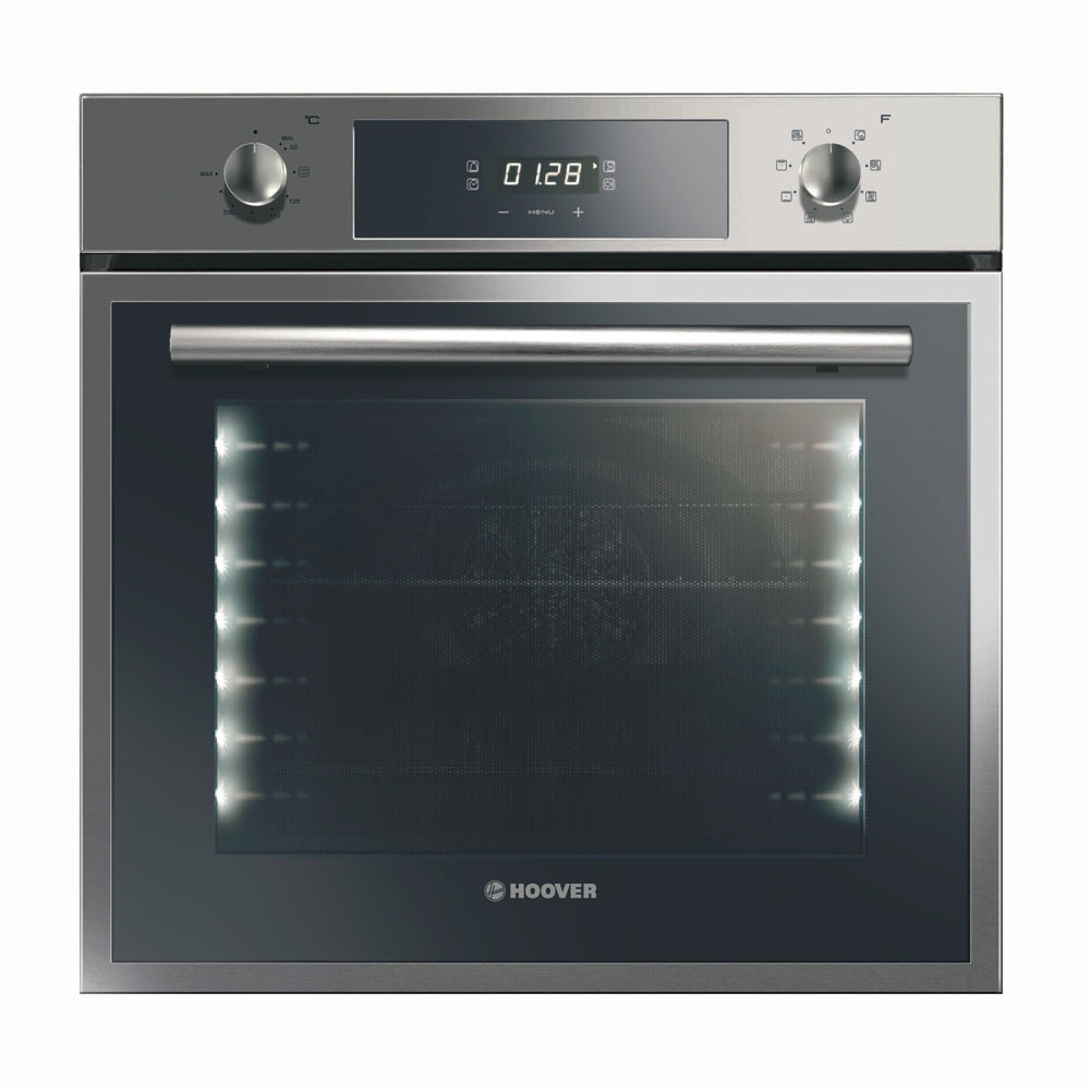 Hoover HOC3H3358IN 60cm MULTIFUNCTION OVEN HOMS6908LX/E - STAINLESS STEEL