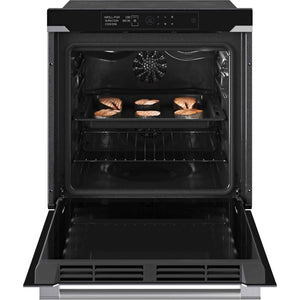 Hoover HOZ5870IN 60cm VOGUE PREMIUM PYRO WI-FI MULTIFUNCTION OVEN Black & Stainless Steel