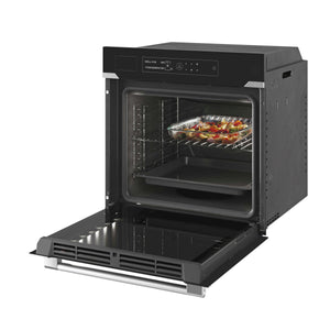 Hoover HOZP0447BI 60cm Multifunction Electric Built-in Single Oven - Black