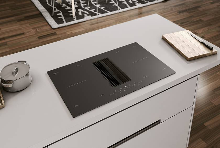 Airforce Aspira Centrale B4 On-Board 83cm Downdraft Induction Hob