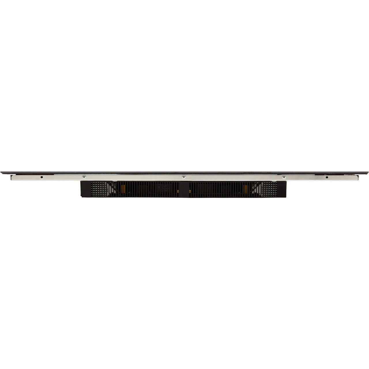 Hoover HPI 82 80cm Flexi-Zone Induction Hob - Black Glass - Horizontal View