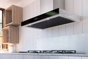 Airforce F167 90cm Wall Mounted Designer Cooker Hood