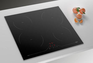 Airforce Integra 60 B2 ECO 59Cm 4 Zone Touch Control Induction Hob - Black