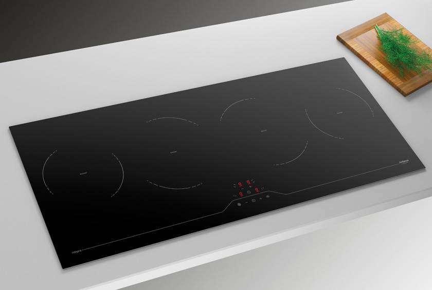 Airforce Integra 90 B2 ECO 90cm Induction Hob - Black