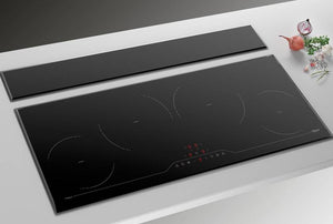 86cm Popup Downdraft Extractor & Induction Hob - Airforce Integra DD - Installed Example
