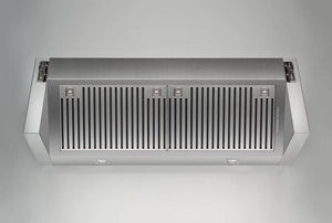 Airforce Integrata 60, 90 & 120cm Built-In Cooker Hood Stainless Steel