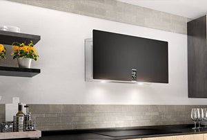 Airforce Vertical In Time 83cm Wall Mounted Cooker Hood