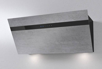 Airforce Gres V13 60cm Flat Wall Mounted Cooker Hood - Grey Stone