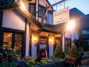 Madeline S Restaurant And Wine Cellar Cambria California